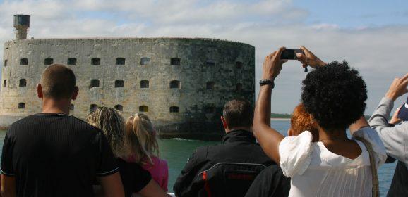 Les Croisières inter-Iles, La Rochelle, Aix, Oléron