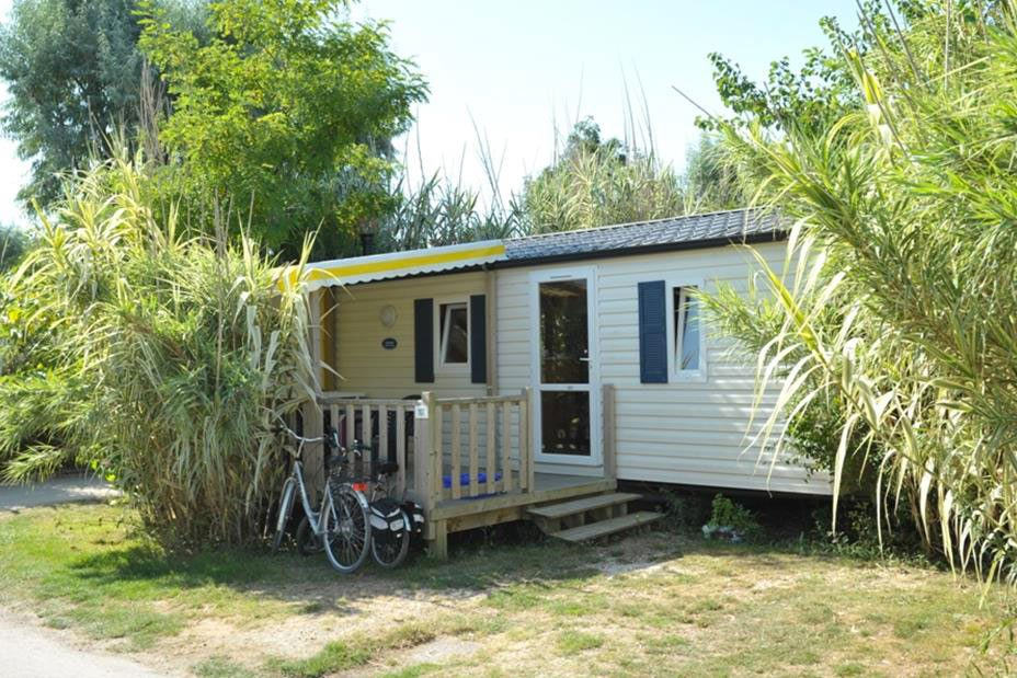 location mobil-home camping Antioche d'Oléron