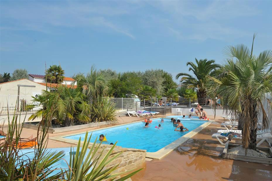 Antioche d'Oléron, la piscine