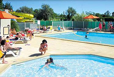 Camping Aqua 3 Masses piscine enfants