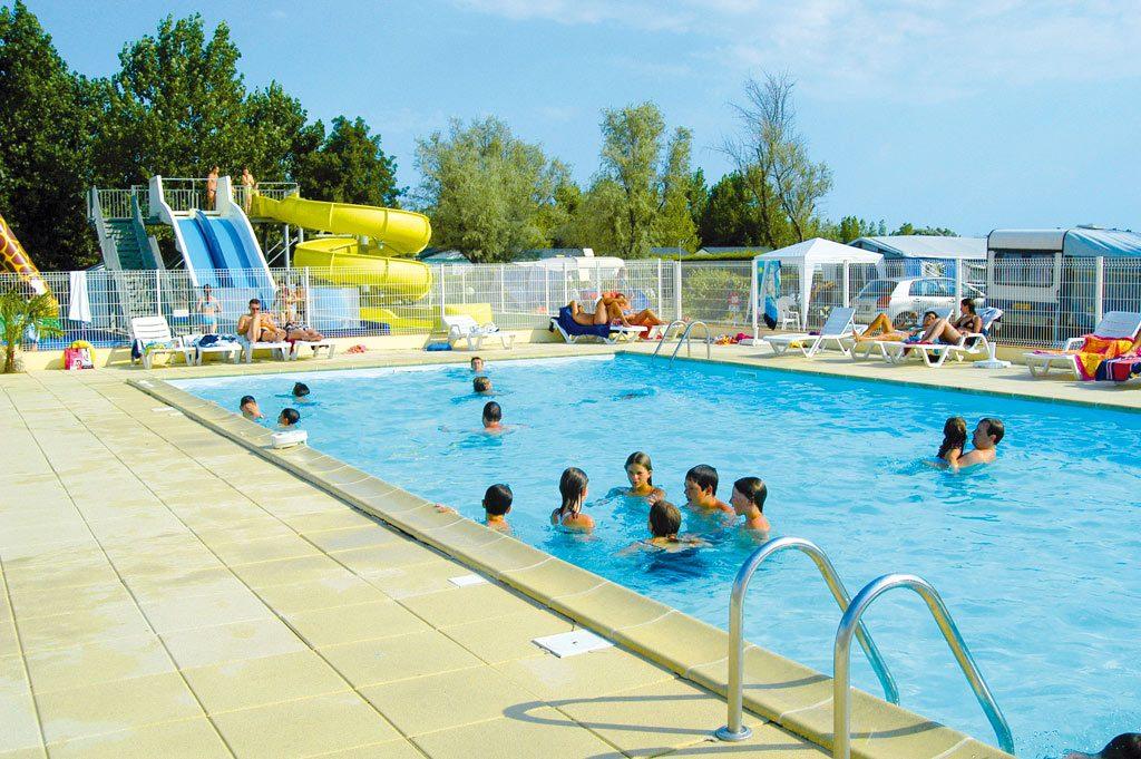 camping Aqua 3 Masses piscine