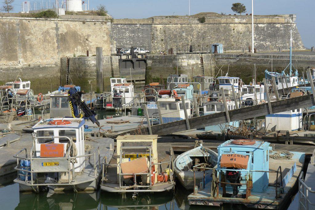 Port ostréicole du Château d'Oléron
