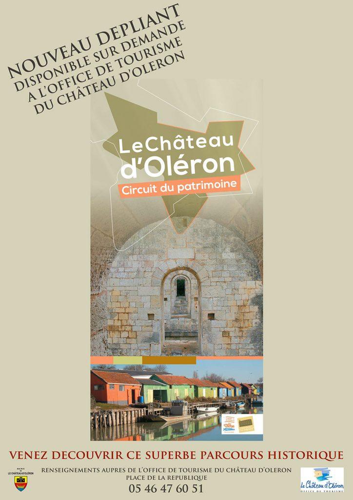 Visites guidées du Château d'Oléron et découverte du patrimoine
