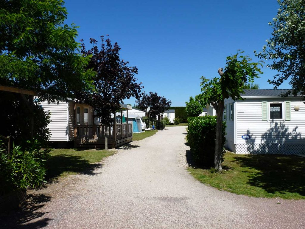 Camping les Cupressus, île d'Oléron