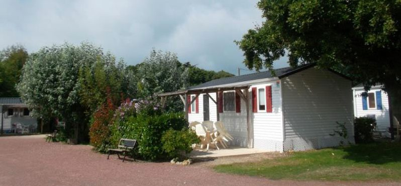 Camping les Cupressus location mobil-home