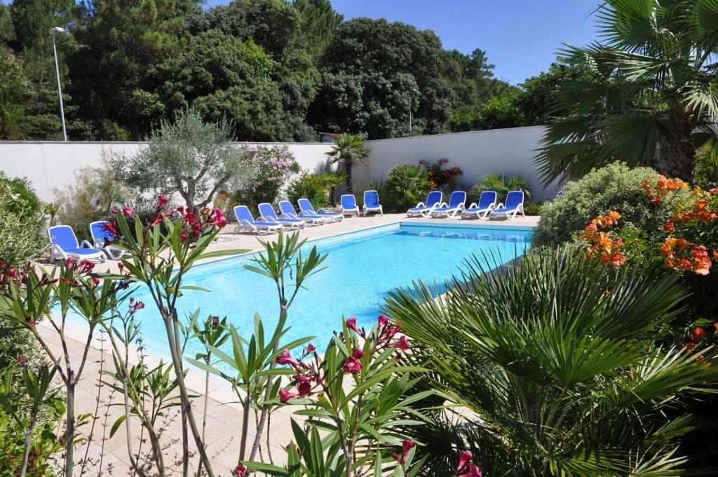Résidence Abri Côtier, île Oléron, piscine