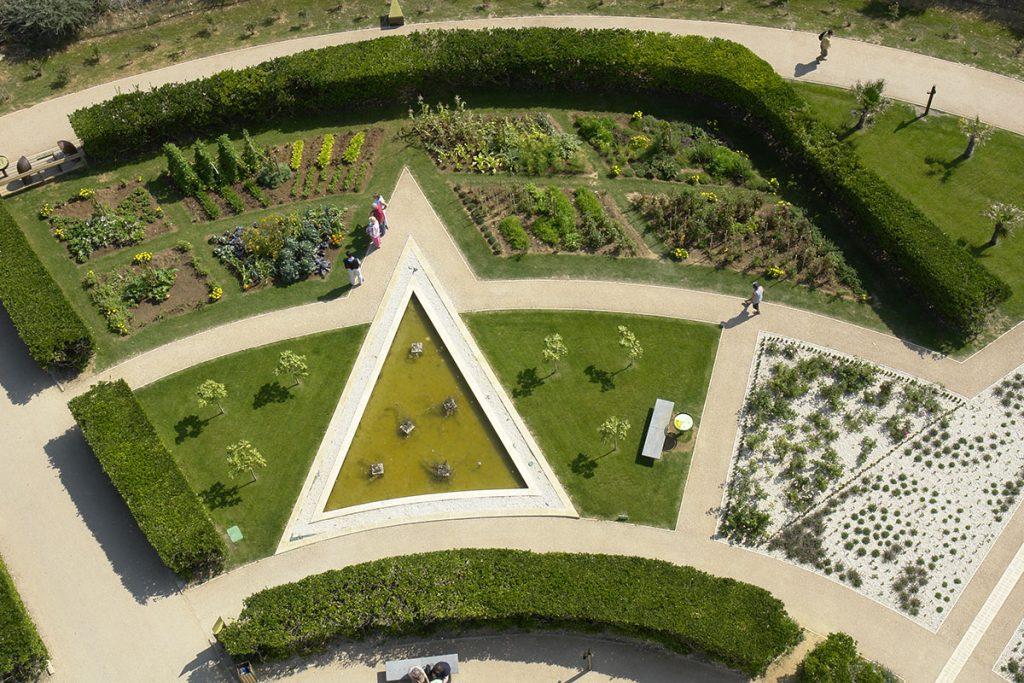 Les jardins du phare de Chassiron, île d'Oléron