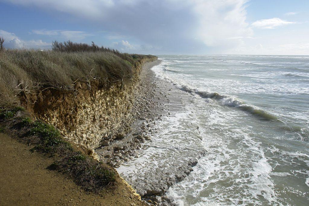 Chassiron île d'Oléron, l'océan