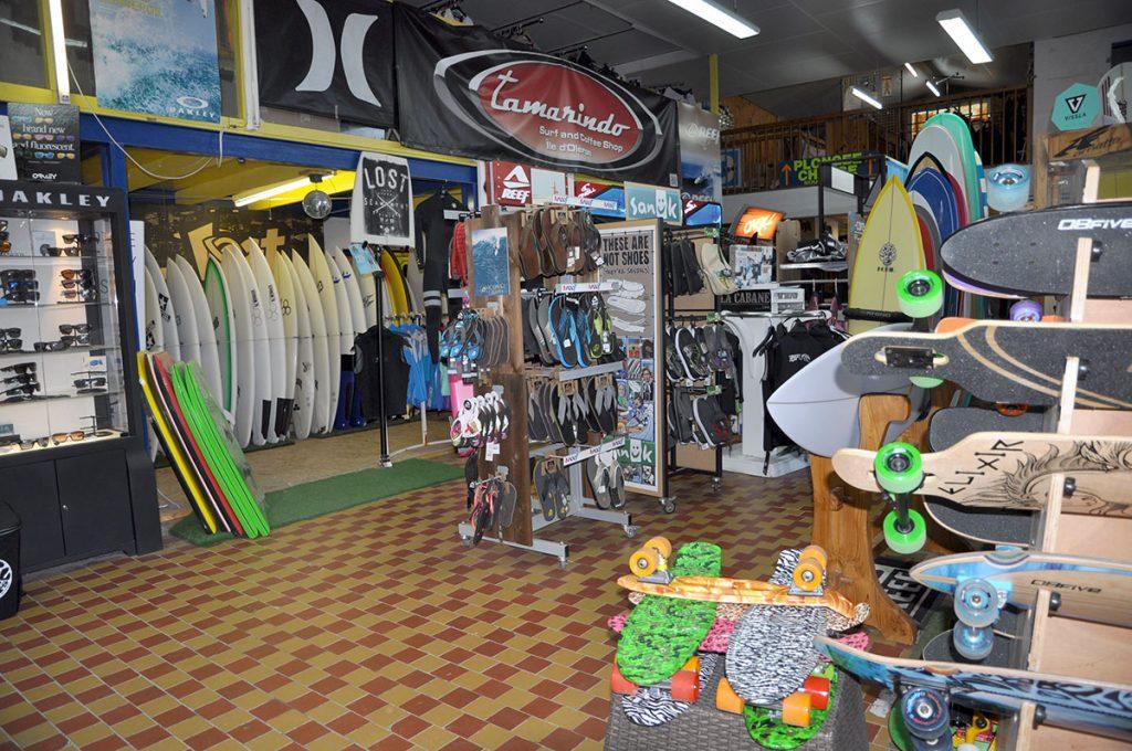 Tamarindo : surf et coffee shop, île d'Oléron