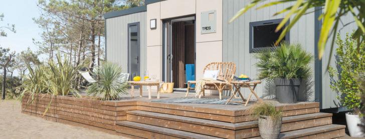 """Hébergement """"le Taos"""" camping le Sous-Bois Oléron"""