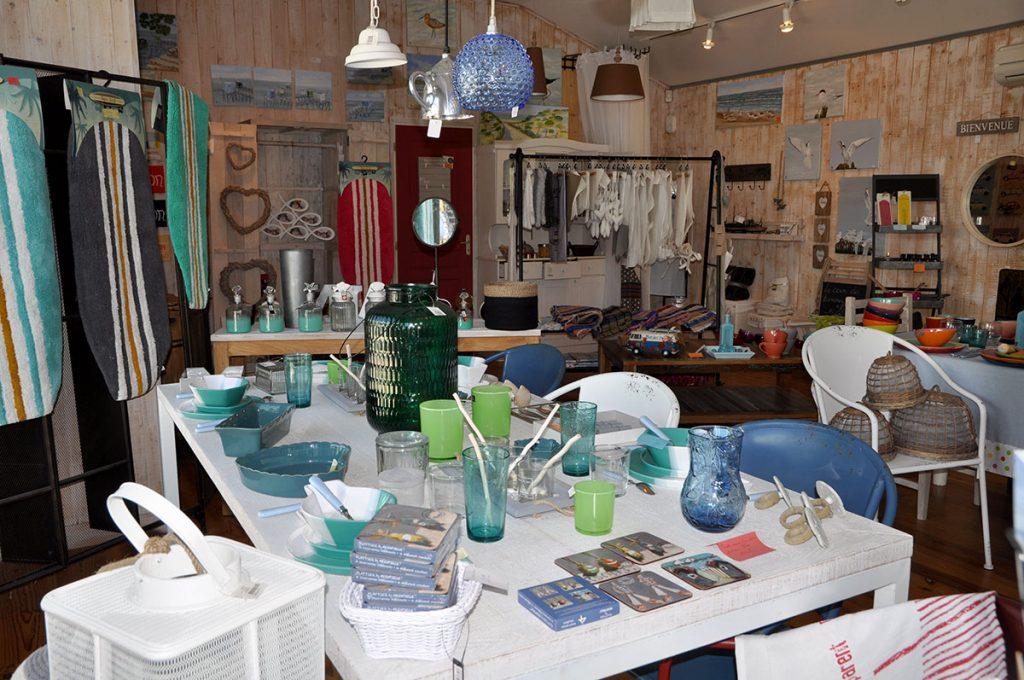 Brin d'Ile, art de la table, île d'Oléron