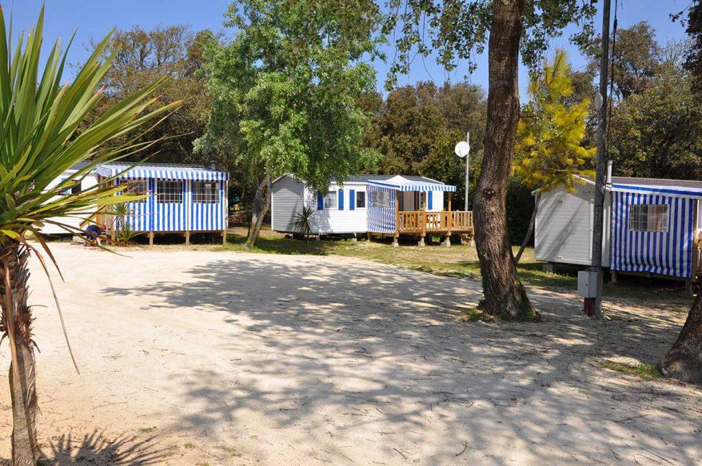 camping les Pins, la Cotinière, île d'Oléron, camping familial