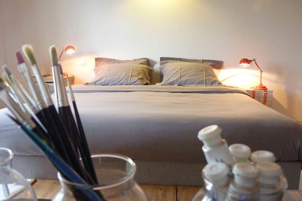 Les Tranquilles d'Oléron, chambres d'hôtes, chambre Atelier