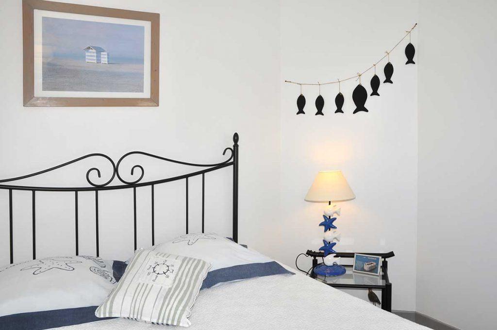 Chambres d'hôtes l'Ileau de Sophie, île d'Oléron, chambre 1