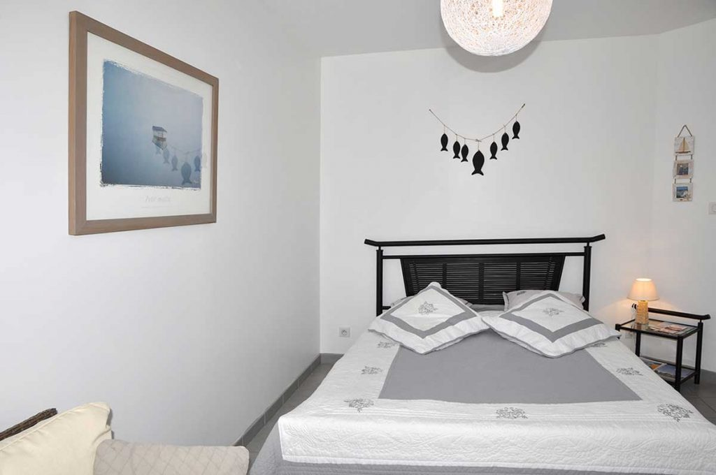 Chambres d'hôtes l'Ileau de Sophie, île d'Oléron, chambre 2