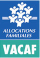 Allocations familiales VACAF