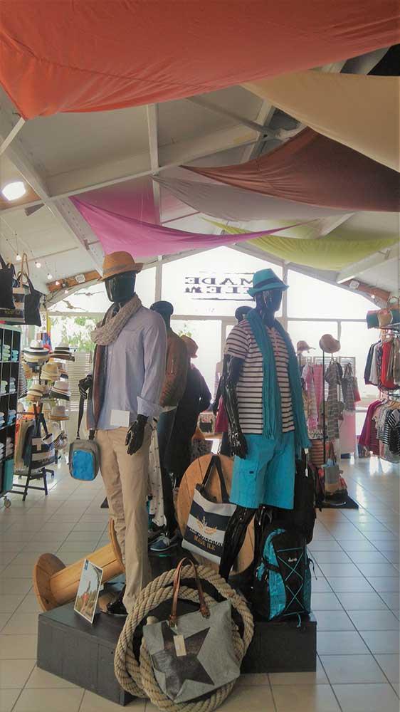 Made Ile Oléron, accessoires de plage, chapeaux, lunettes