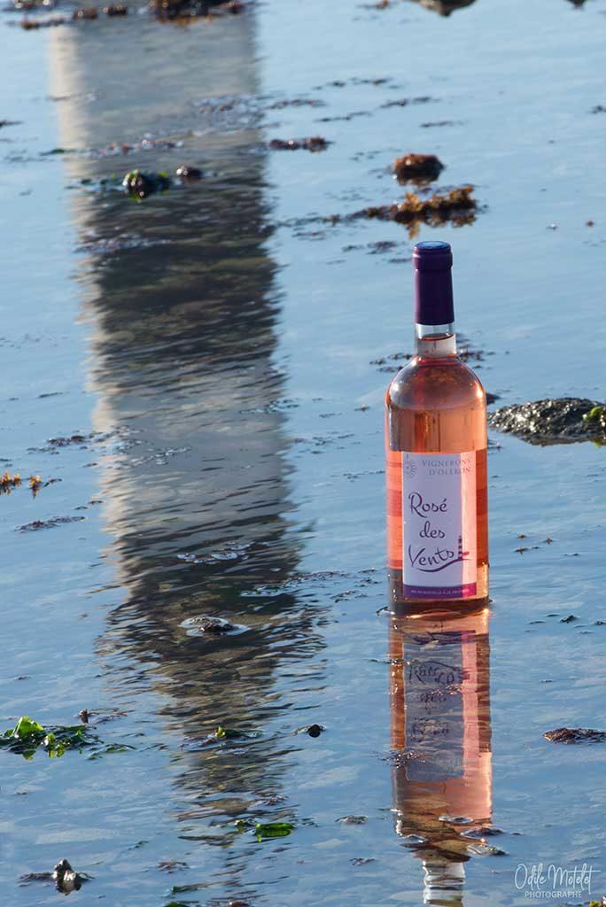 Vignerons d'Oléron, rosé de l'île d'Oléron