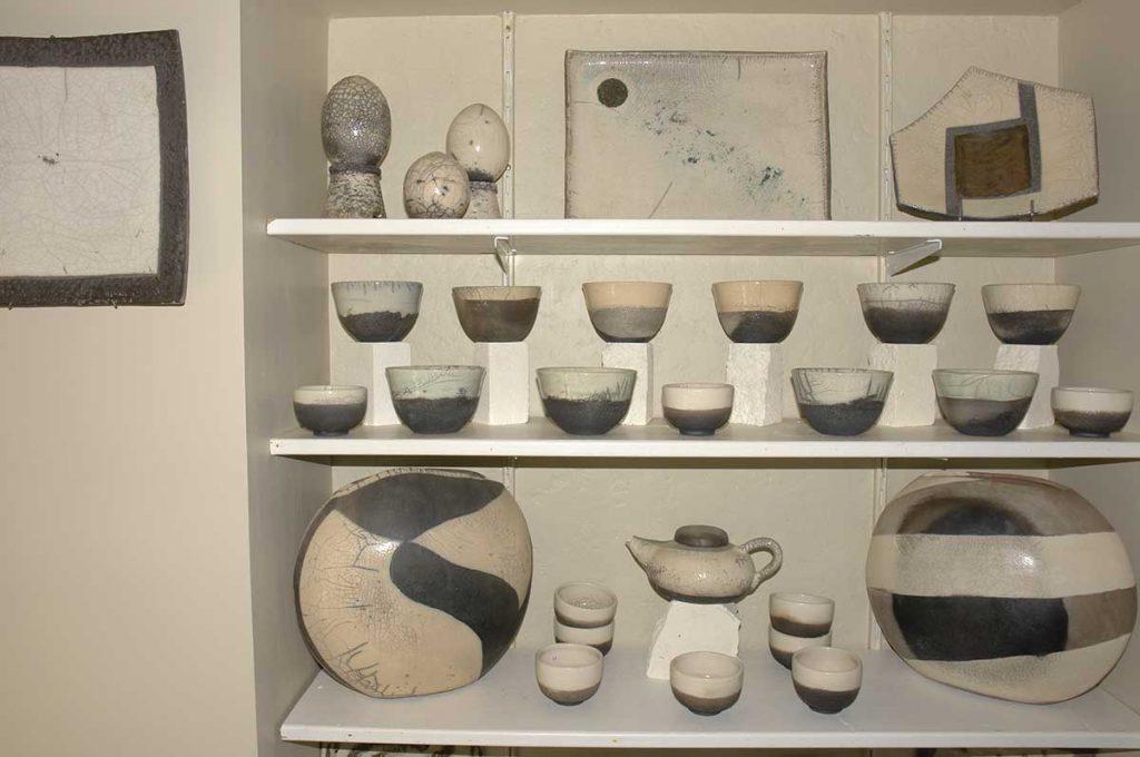 Création poterie raku, île d'Oléron, la Brée les Bains