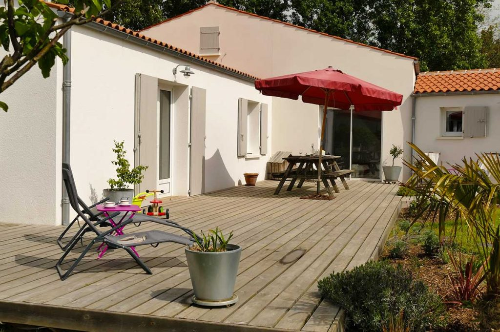 location appartement ile d'oleron a l'annee