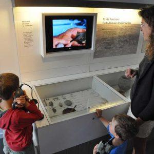 Musée de l'île d'Oléron, Oléron au néolithique
