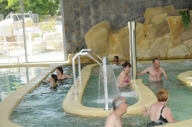 Spa, les Gros Joncs, île d'Oléron, piscine, hydrojets
