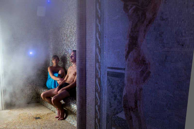 Balnéothérapie, spa, les Gros Joncs, île d'Oléron, hammam