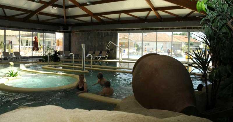 Balnéothérapie, spa, les Gros Joncs, Oléron, piscine