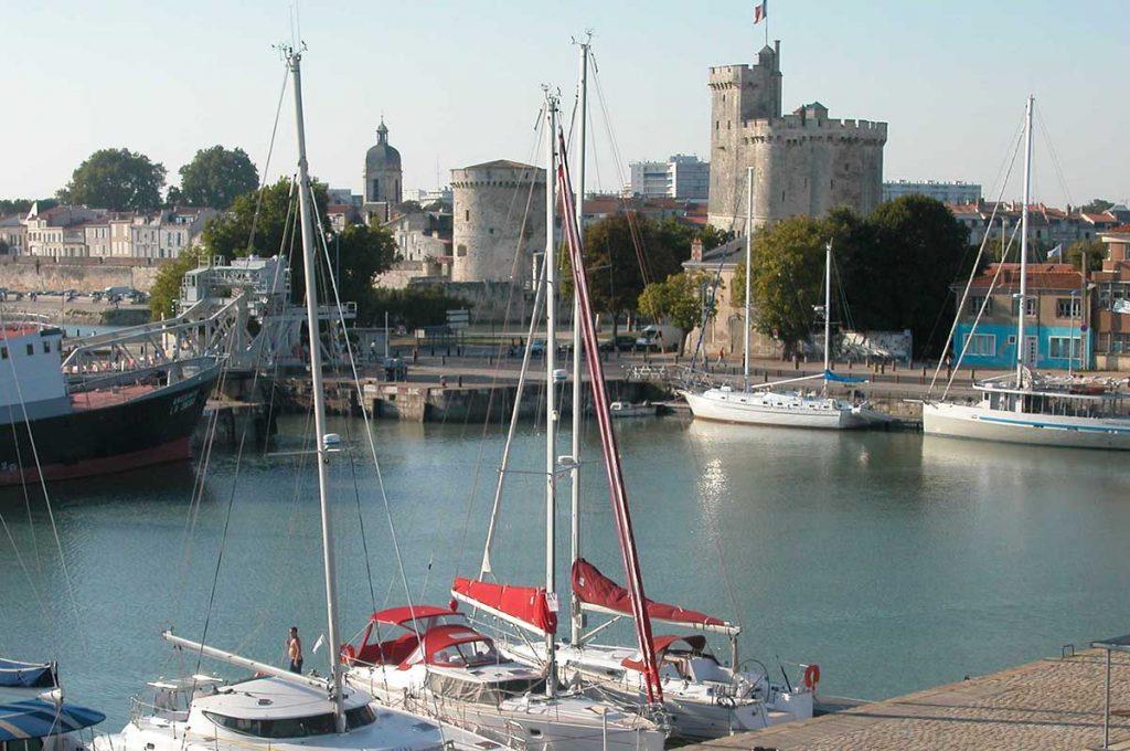 Croisières Inter Iles : escale à la Rochelle