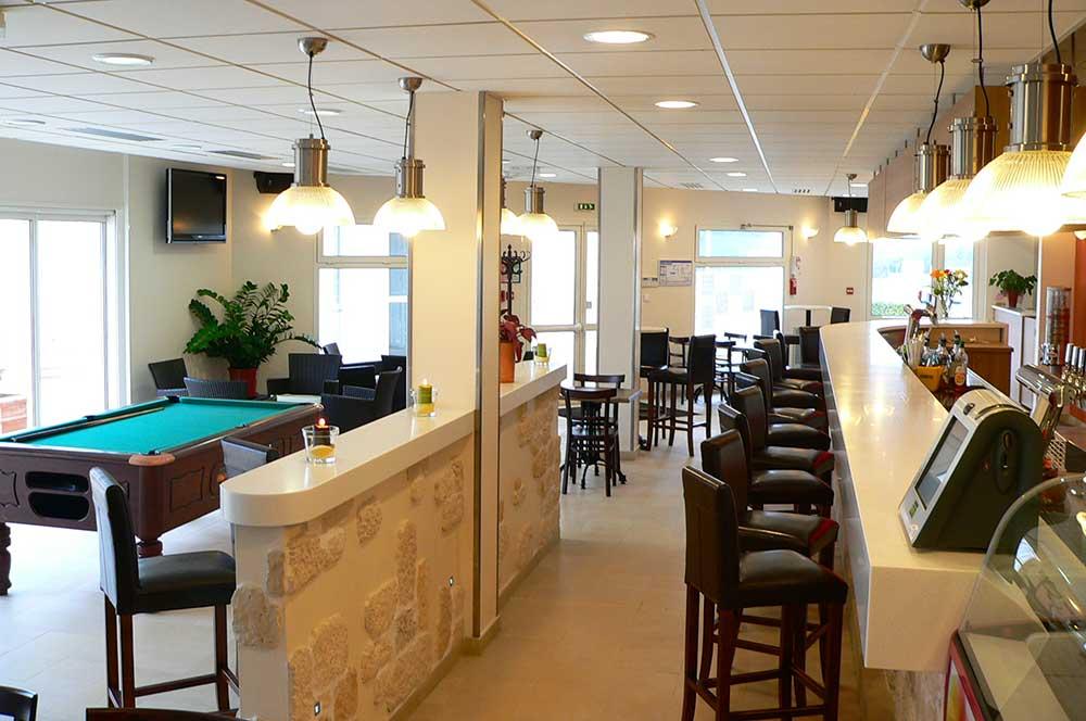 La Jonchaie, bar, les Sables Vignier, île d'Oléron