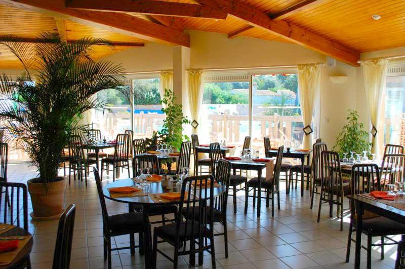 La Jonchaie, restaurant aux Sables Vignier, St Georges d'Oléron