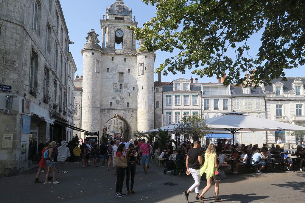 Escale à la Rochelle