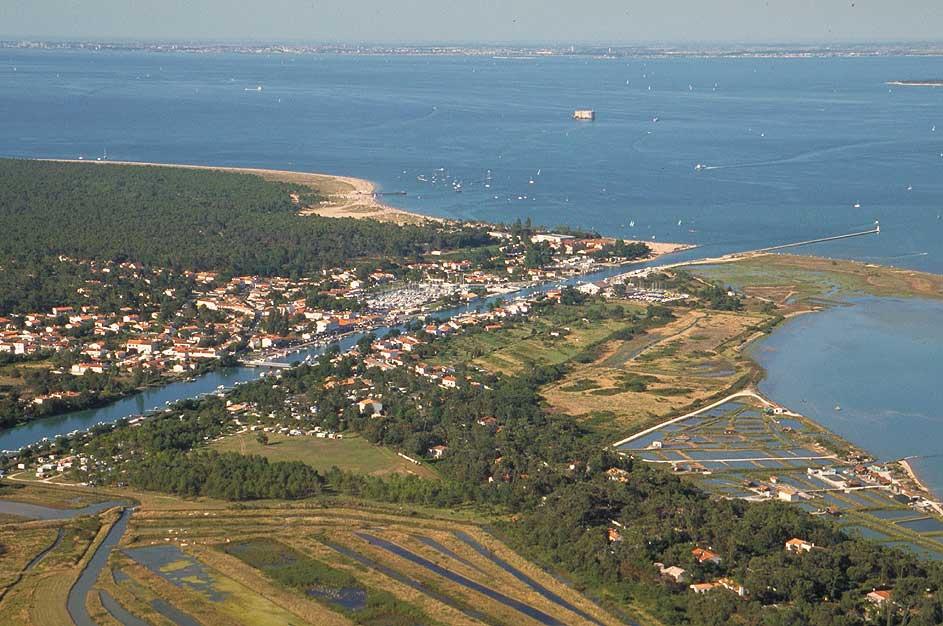 Boyardville, île d'Oléron et pertuis d'Antioche
