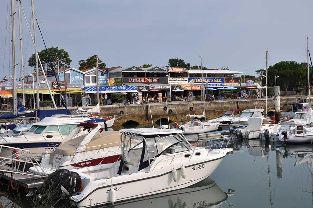Port de Boyardville, île d'Oléron