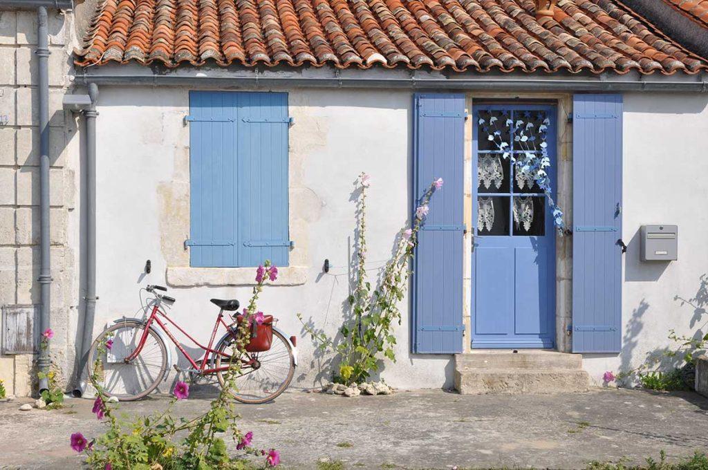 Ile d'Aix, petite maison des îles charentaises