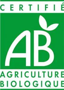 AB certifié agriculture biologique