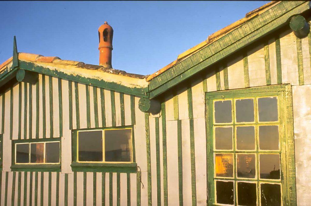 Cabane d'ostréiculteur à Fort Royer