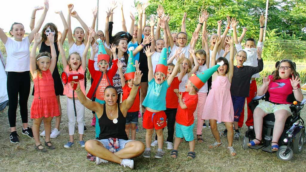 Camping la Brande Oléron, animations enfants
