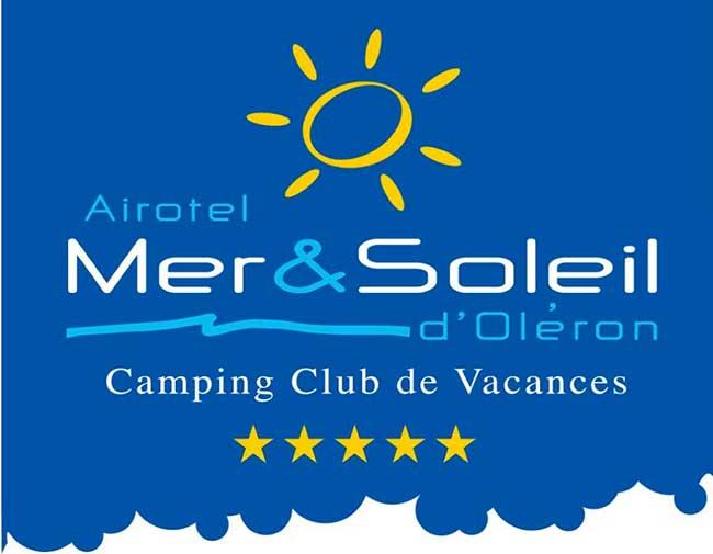 Airotel Mer et Soleil d'Oléron, logo