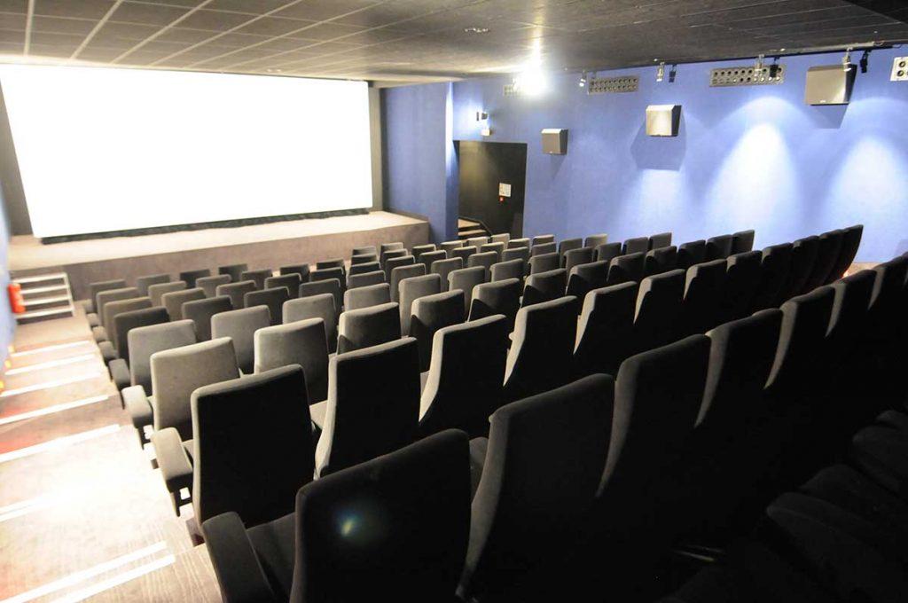 Salle de spectacle et cinéma à St Pierre d'Oléron, l'Eldorado