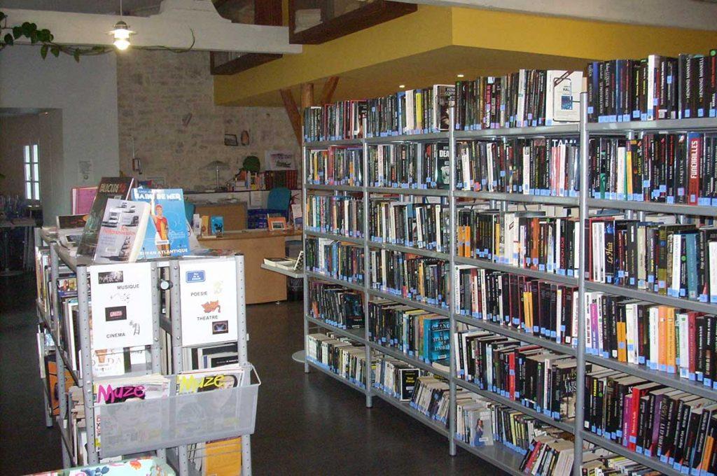 Médiathèque St Denis, livres, CD, DVD, livres audios