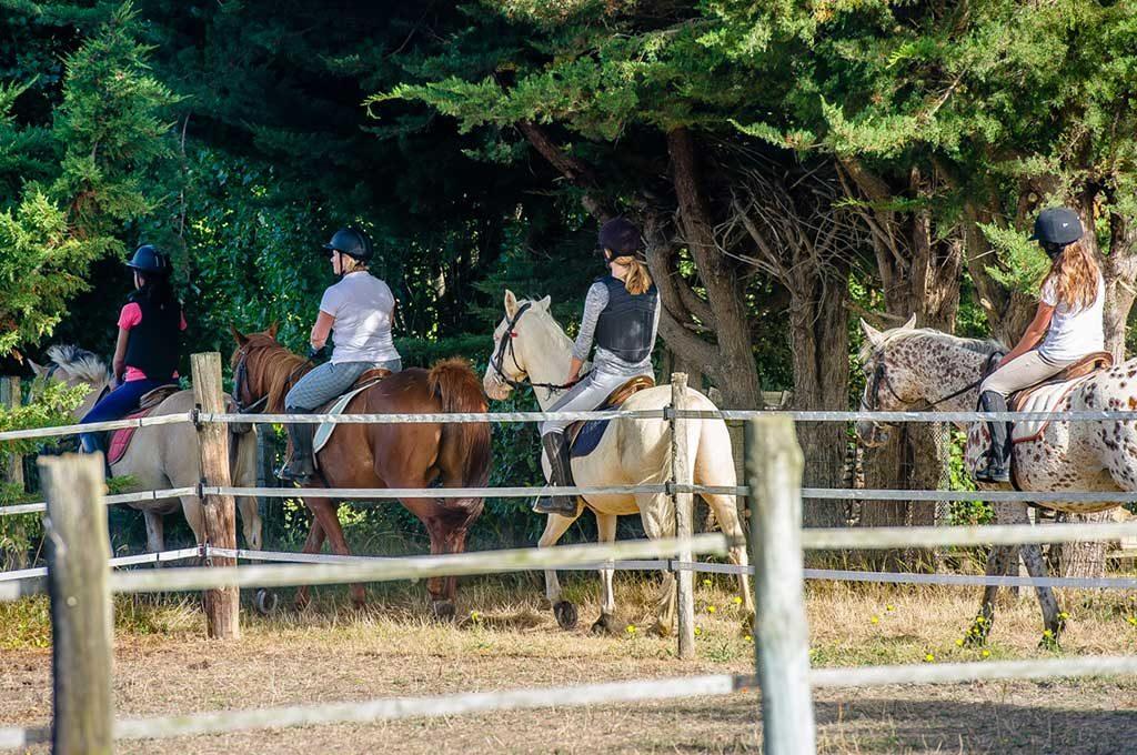 Camping Airotel île d'Oléron, location de Camping Airotel île d'Oléron, balade à cheval