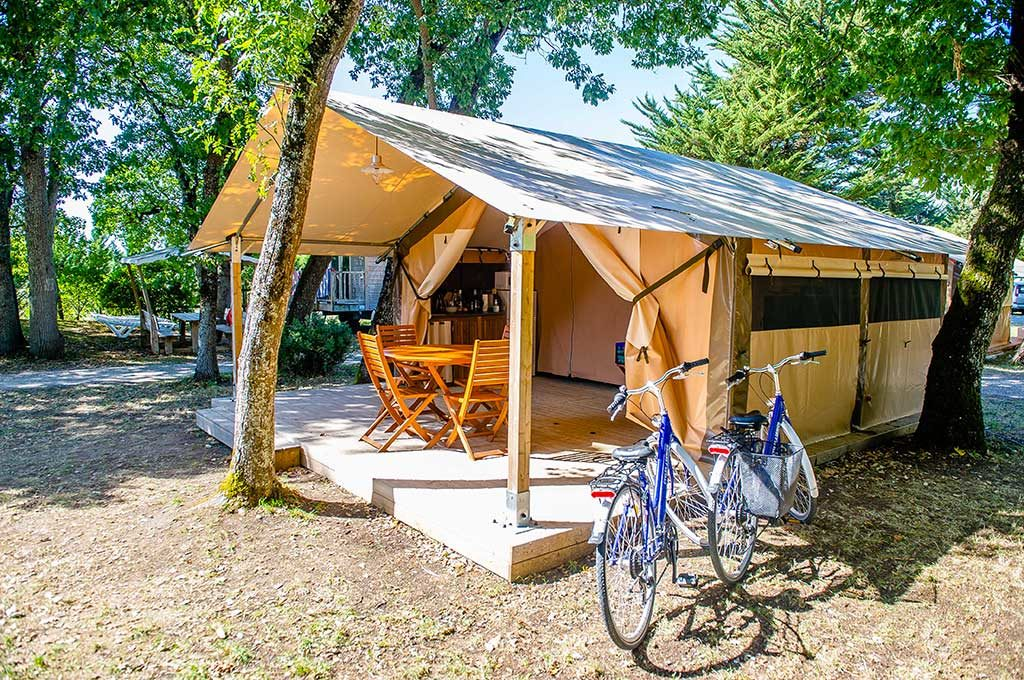 Camping Airotel île d'Oléron, location de Camping Airotel île d'Oléron, location de bungalow toilé