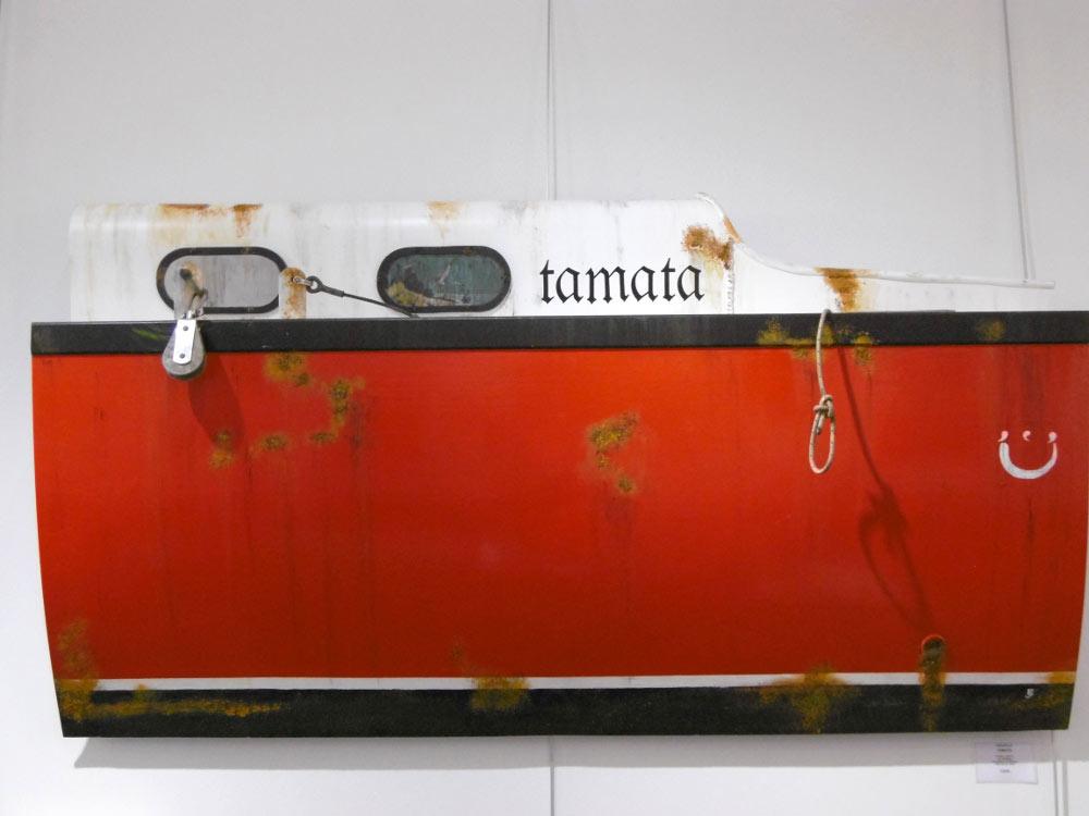Carcasse de Jacques Engleraud, Tamata