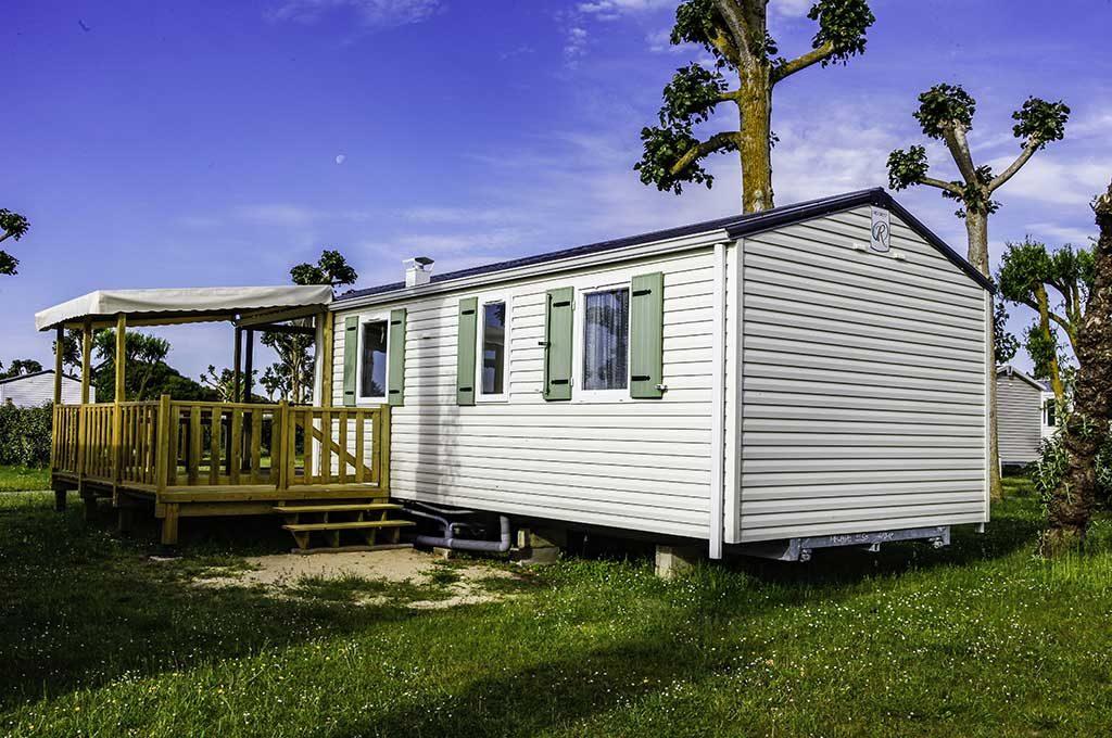 Camping les Oliviers à Oléron, location vacances mobil-home