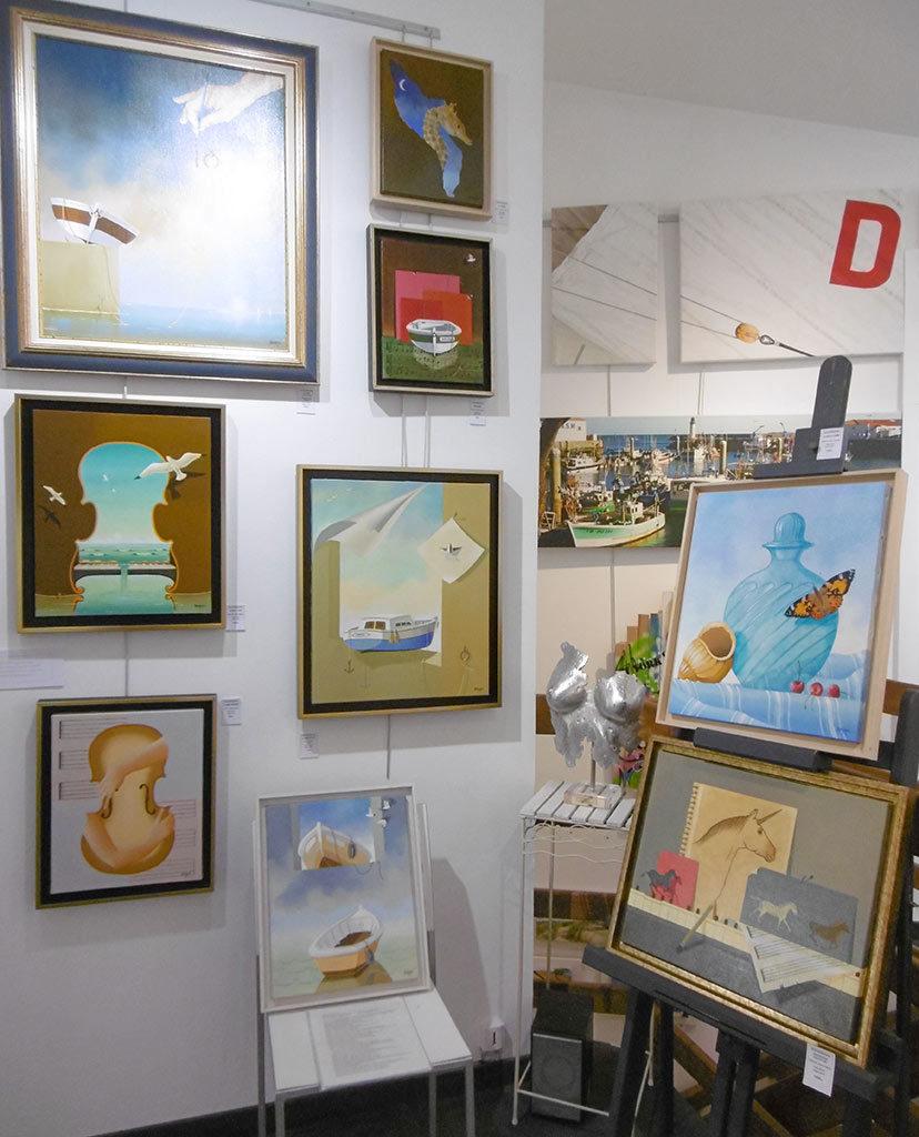 Galerie d'art île d'Oléron, île aux Images