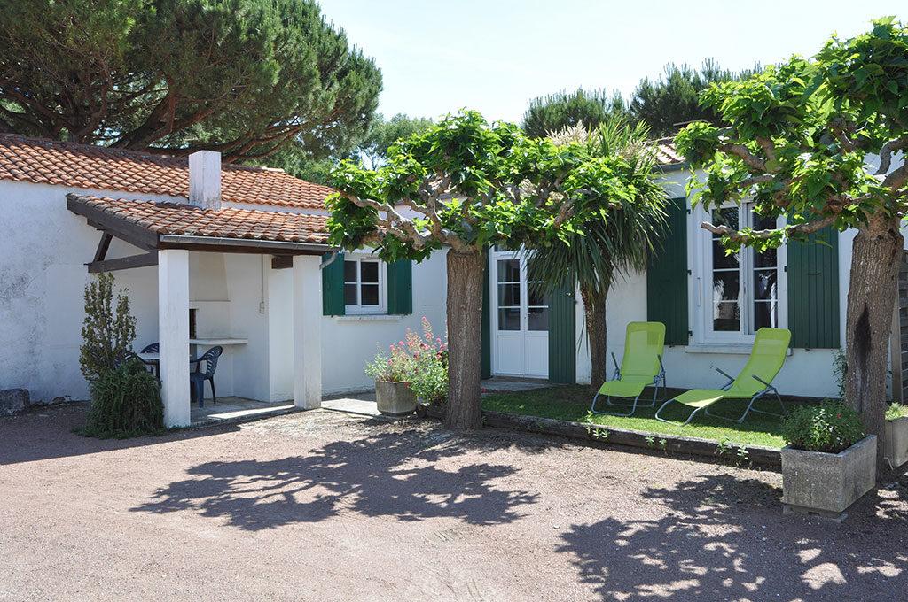 Location 2 Bouyer, île d'Oléron, extérieur