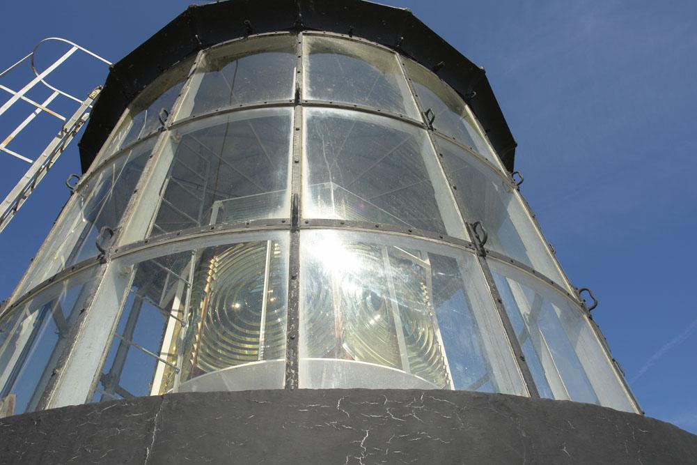 Chassiron, Ile d'Oléron, la lanterne