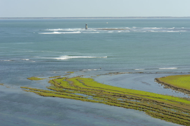 Chassiron, Ile d'Oléron, phare (balise) d'Antioche