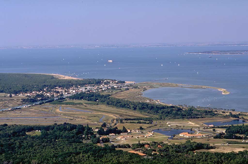 La Perrotine, Boyardville, Fort Royer, Fort Boyard, île d'Aix